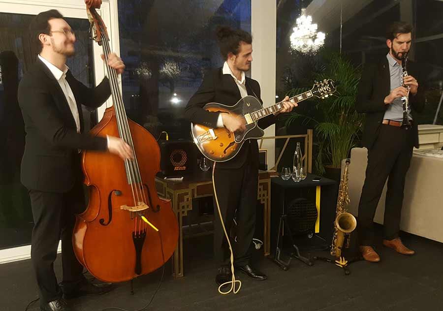 Autres prestations musicales - particuliers Paris IDF